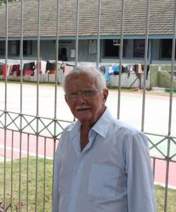 Neal Hobbs visiting Muntok Jail 2011