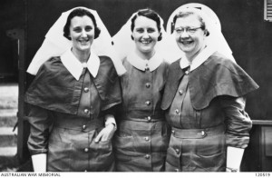 Australian Nurses Group of 3