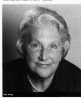 Betty Jeffrey