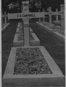 Colin Campbell Grave
