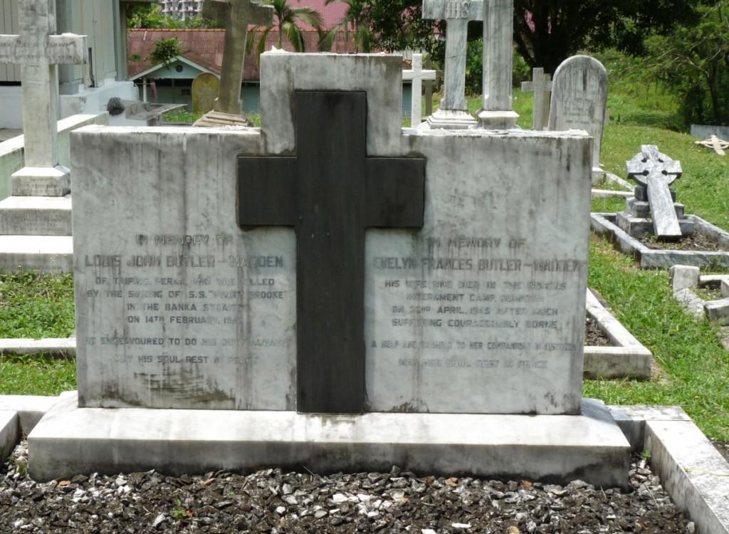 Butler Madden Grave