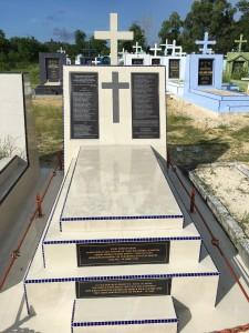 Catholic Cemetery Grave 1