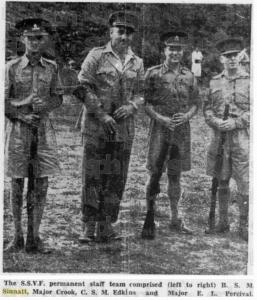BSM Sinnatt 15 November 1939