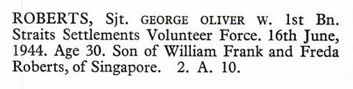 George Oliver Roberts