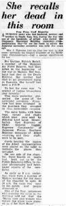 Jean Paterson 13 September 1950