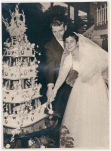 Joan Boswell Wedding